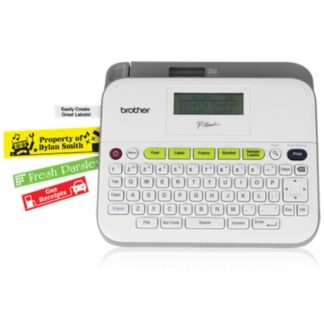 Brother PTD400 P-Touch Desktop Label Printer