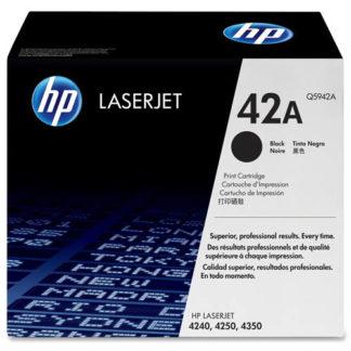 HP Q5942A Black Toner