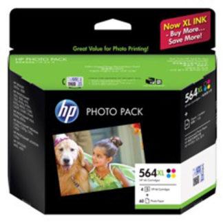 HP Ink 564XL 4pk