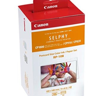 Canon RP108 Photo Paper Kit
