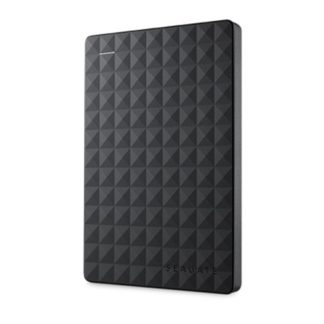 "Seagate Expansion Portable 2.5"" USB 3.0 2TB Black External HDD"