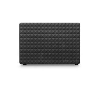 "Seagate Expansion Desktop 3.5"" USB 3.0 4TB Black External HDD"
