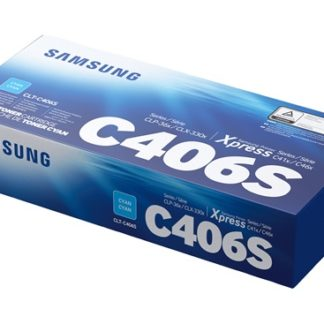 Samsung CLT406 Cyan
