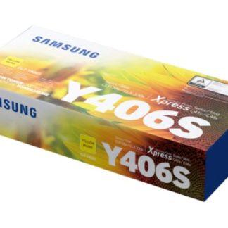 Samsung CLT406 Yellow