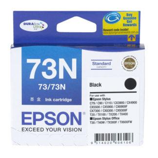 Epson Ink 73N Black