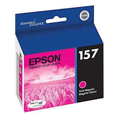 Epson Ink 157 Vivid Magenta