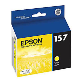 Epson Ink 157 Yellow