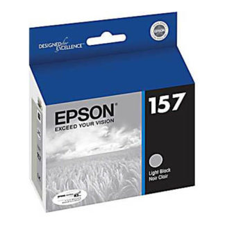 Epson Ink 157 Light Black