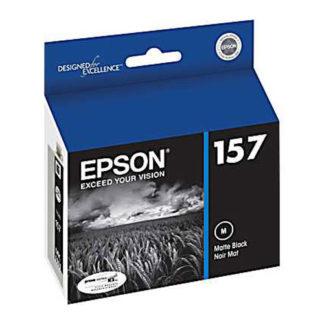 Epson Ink 157 Matte Black