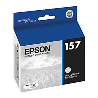 Epson Ink 157 Light Light Black