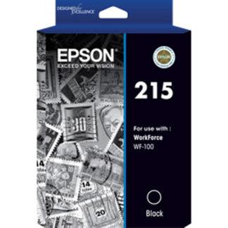 Epson Ink 215 Black