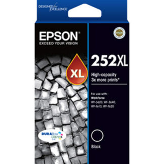 Epson Ink 252XL Black