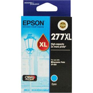 Epson Ink 277XL Cyan