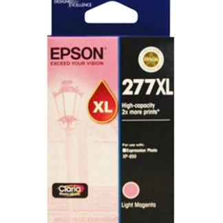 Epson Ink 277XL Light Magenta