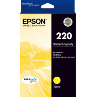 Epson Ink 220 Yellow