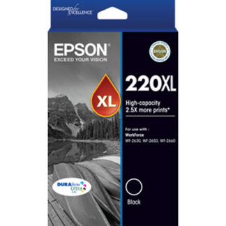 Epson Ink 220XL Black