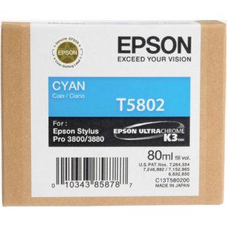 Epson Ink T5082 Cyan