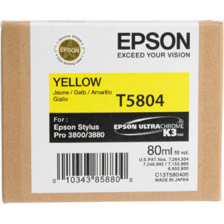 Epson Ink T5084 Yellow