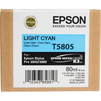 Epson Ink T5085 Light Cyan