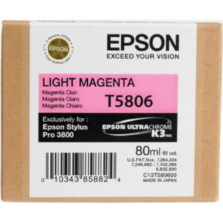 Epson Ink T5086 Light Magenta