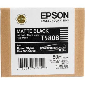 Epson Ink T5088 Matte Black