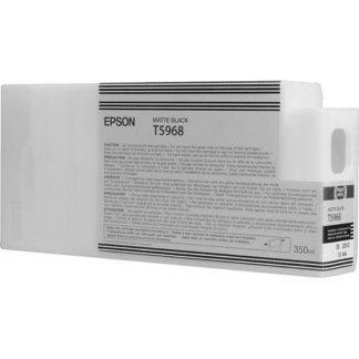 Epson Ink T5968 Matte Black