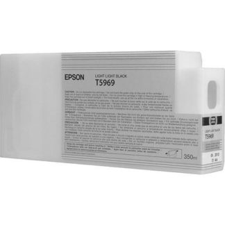 Epson Ink T5969 Light Light Black