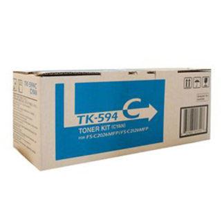 Kyocera TK594C Cyan Toner
