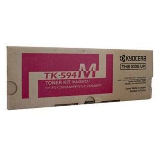 Kyocera TK594M Magenta Toner