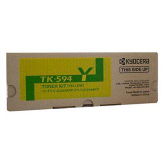 Kyocera TK594Y Yellow Toner