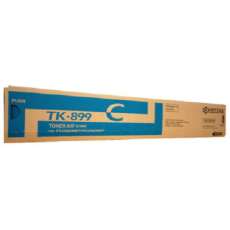 Kyocera TK899C Cyan Toner