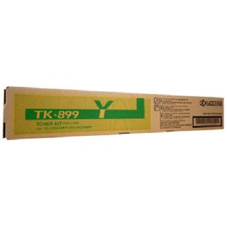Kyocera TK899Y Yellow Toner