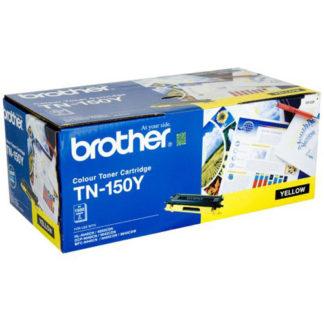 Brother TN150 Yellow Toner