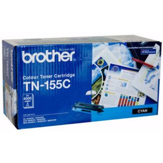 Brother TN155 Cyan Toner