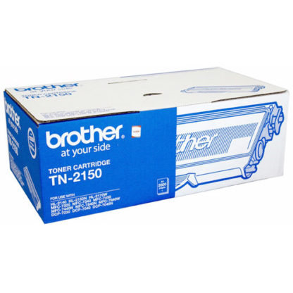 Brother TN2150 Black Toner