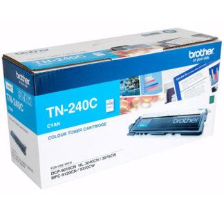 Brother TN240 Cyan Toner