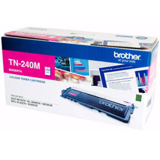 Brother TN240 Magenta Toner