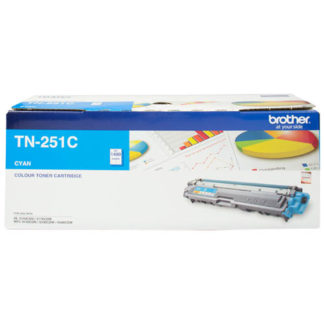 Brother TN251 Cyan Toner