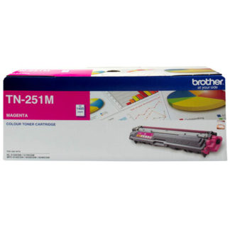 Brother TN251 Magenta Toner