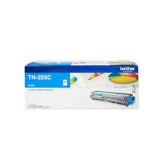 Brother TN255 Cyan Toner