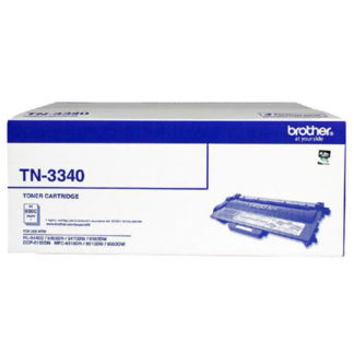 Brother TN3340 Black Toner