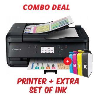 Canon PIXMA TR7560 Inkjet Printer Combo