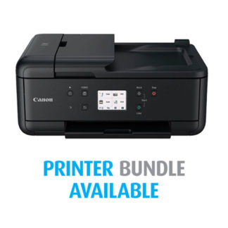 Canon PIXMA TR7660 and Ink Bundle Deal