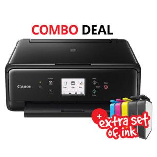 Canon TS6160 Inkjet Printer Combo