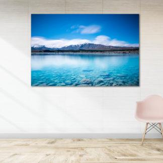 Lake Tekapo from Mount John