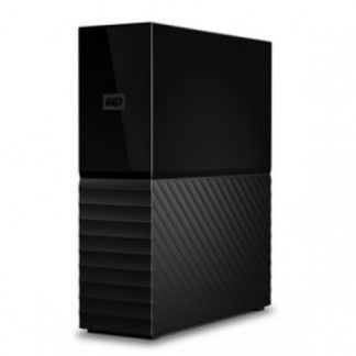 "WD My Book Desktop 3.5"" USB 3.0 4TB External HDD"