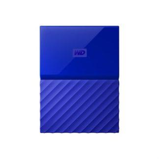 "WD My Passport 2.5"" USB 3.0 4TB Blue External HDD"