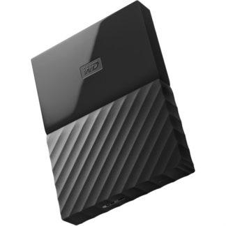 """WD My Passport 2.5"""" USB 3.0 1TB Black External HDD"""