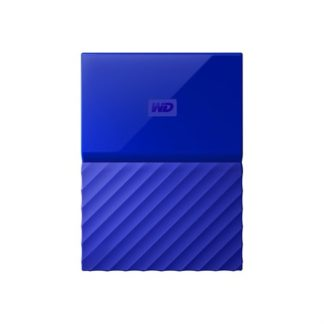 "WD My Passport 2.5"" USB 3.0 1TB Blue External HDD"
