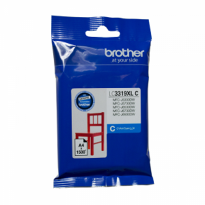 Brother Ink LC3319XL Cyan